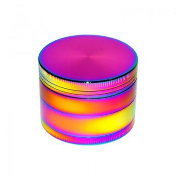 Grinder metalic - TORO Rainbow 50 mm / 4 parti