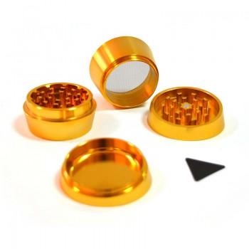 Grinder metalic - TORO Style 50 mm / 4 parti