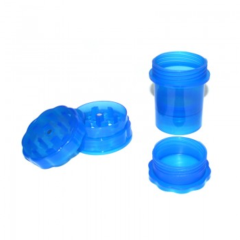 Grinder plastic - TORO Big 50 mm / 4 parti