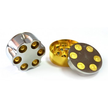 Grinder - TORO Metal Bullet 52 mm / 3 parti