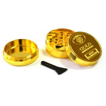 Grinder - TORO Gold 40 mm / 3 parti