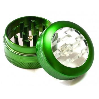 Grinder - TORO Push Button 35 mm / 2 parti