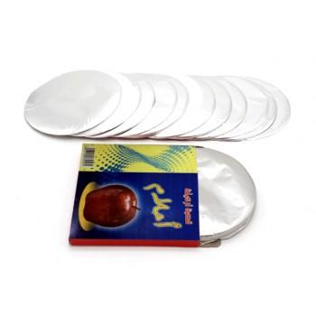 Folie aluminiu narghilea - Hookah Foils (16)