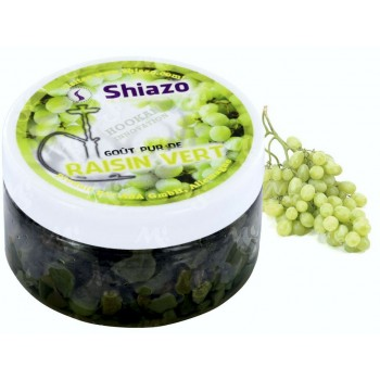 Aroma/Pietre narghilea Shiazo - Green Grape (100g)