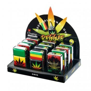 Bricheta metalica benzina - Champ Leaf Reggae