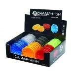 Grinder Champ - Plastic High Color 75 mm / 2 parti