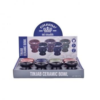 Creuzet ceramic narghilea Al Malik Tinjab (60 x 50) BIG Color