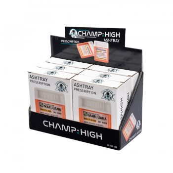 Scrumiera - Champ High Prescription