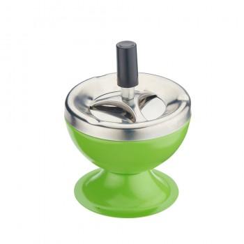 Scrumiera metalica Champ - Color Pop Push (9 cm)