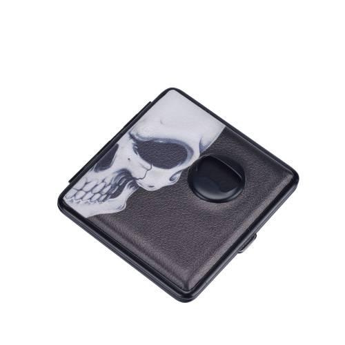 Tabachera Champ - Skull with Bottle Opener (20)
