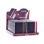 Tabachera Champ - clasica Black with Stripes HQ (20)