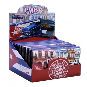 Portofel tutun Champ - Bienvenido a Cuba