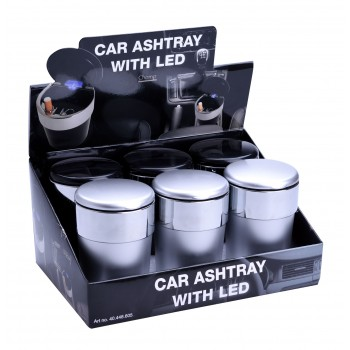 Scrumiera auto - Champ Car Ashtray LED
