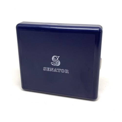 Tabachera clasica SENATOR - Blue