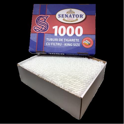 Tuburi tigari SENATOR Popular (1000)
