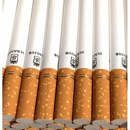 Tuburi tigari SENATOR Cork - 24 mm Filter XTRA (200)