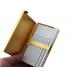 Tabachera Senator - Aluminium Color Slim Long (100 mm)