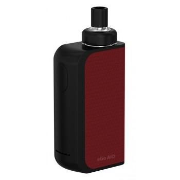 Kit (tigara electronica) - Joyetech eGo AIO Box Start 2100 mAh BLACK/RED