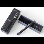 Kit (tigara electronica) - Liqua Q dual-coil Vaping Pen 900 mAh BLACK