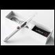 Kit (tigara electronica) - Liqua Q dual-coil Vaping Pen 900 mAh WHITE
