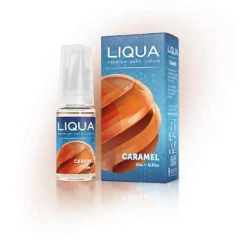 Liqua Elements - Caramel (10 ml)