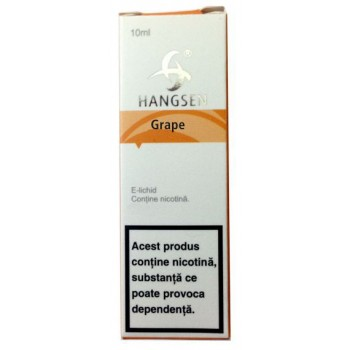 Lichid Hangsen - Grape (10 ml) High PG
