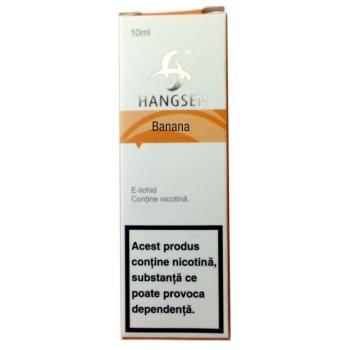 Lichid Hangsen - Banana (10 ml) High PG