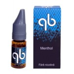 Queens Blend BLUE - Menthol (10 ml) High VG / 0 mg