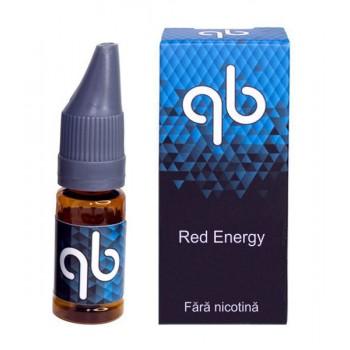 Queens Blend BLUE - Red Energy (10 ml) High VG / 0 mg