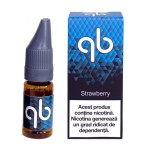Queens Blend BLUE - Strawberry (10 ml) High VG