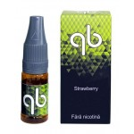Queens Blend Green - Strawberry (10 ml) High PG / 0 mg