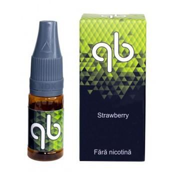 Queens Blend Green - Strawberry (10 ml) High PG / 0 mg