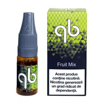 Queens Blend Green - Fruit Mix (10 ml) High PG