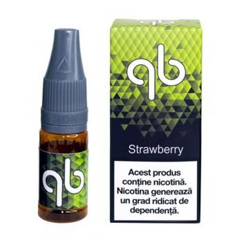 Queens Blend Green - Strawberry (10 ml) High PG