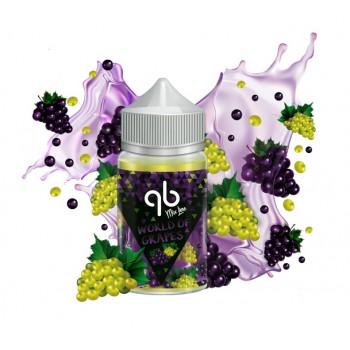 qb MixLine - World of Grapes (30 ml) High VG / 0 mg