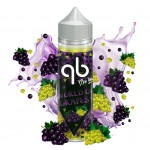 qb MixLine - World of Grapes (50 ml) High VG / 0 mg