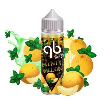 qb MixLine - Minty Melon (50 ml) High VG / 0 mg