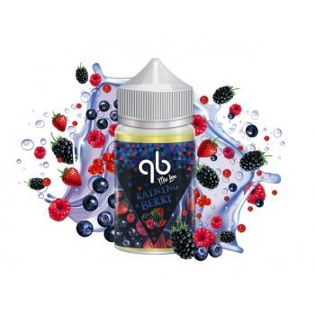 qb MixLine - Raining Berry (30 ml) High VG / 0 mg