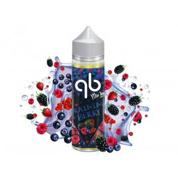 qb MixLine - Raining Berry (50 ml) High VG / 0 mg