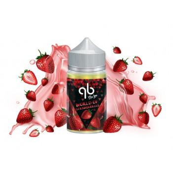 qb MixLine - World of Strawberries (30 ml) High VG / 0 mg