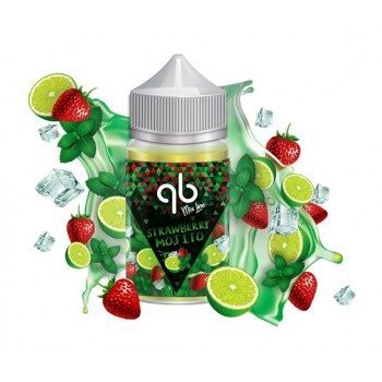 qb MixLine - Strawberry Mojito (30 ml) High VG / 0 mg