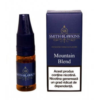 Smith Blawkins BLUE - Mountain Blend (10 ml) High VG