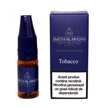 Smith Blawkins BLUE - Tobacco (10 ml) High VG