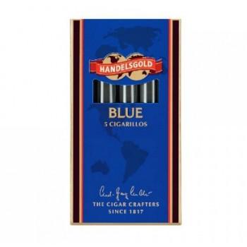 Tigari de foi Handelsgold - Cigarillos BLUE (5)