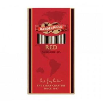 Tigari de foi Handelsgold - Cigarillos RED (5)