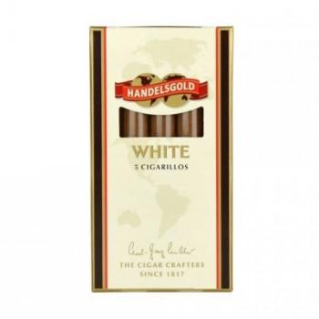 Tigari de foi Handelsgold - Cigarillos WHITE (5)