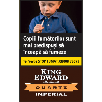 Tigari de foi King Edward - Imperial Quartz (5)