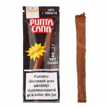 Tigari de foi Punta Cana - Brown Wet Cigars (2)