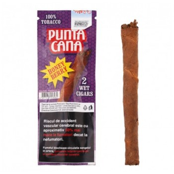Tigari de foi Punta Cana - Purple Wet Cigars (2)