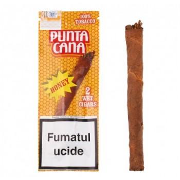 Tigari de foi Punta Cana - Yellow Wet Cigars (2)